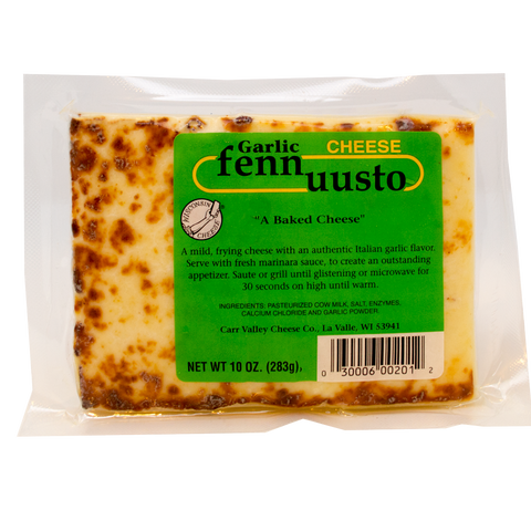 Fennuusto Garlic Cheese
