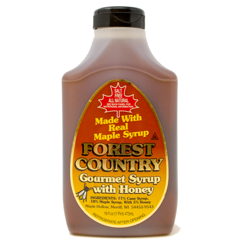Forest Country Honey Syrup