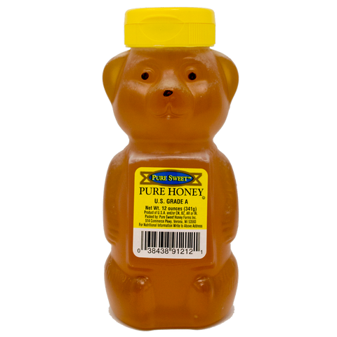 Pure Honey Bear