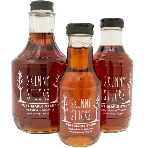 Skinny Sticks Maple Syrup