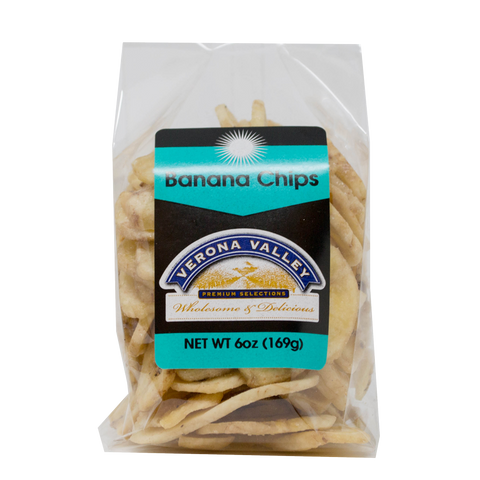 Verona Valley Banana Chips