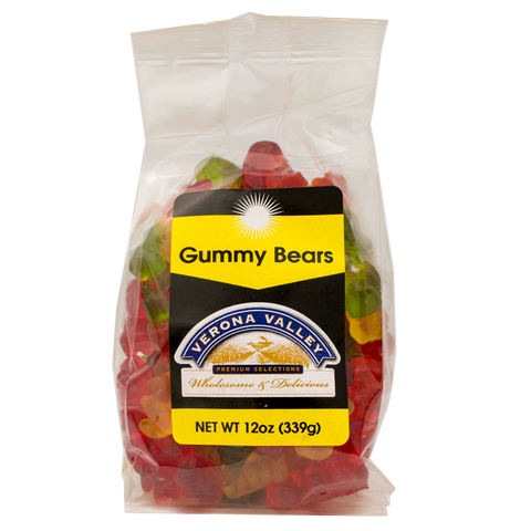 Verona Valley Gummy Bears