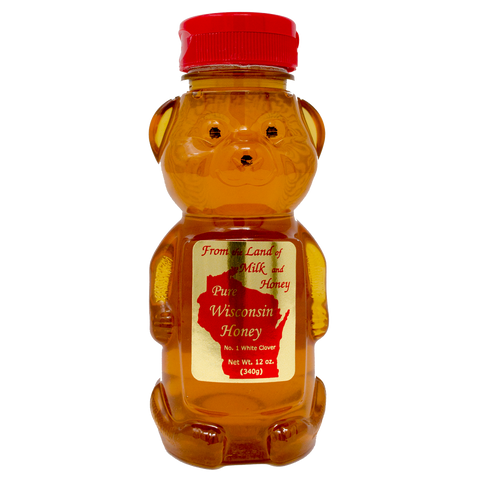Wisconsin Honey Bear