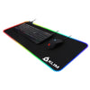 KLIM Supremacy Tappetino per Mouse RGB Extra Large