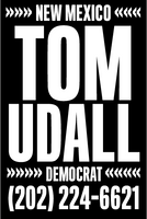Tom Udall (D-NM)