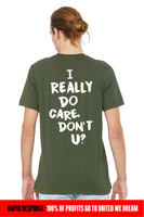 I Really Do Care (Melania) T-Shirt