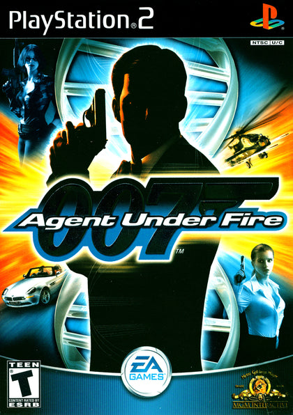 007: Agent Under Fire - PlayStation 2 (PS2) Game