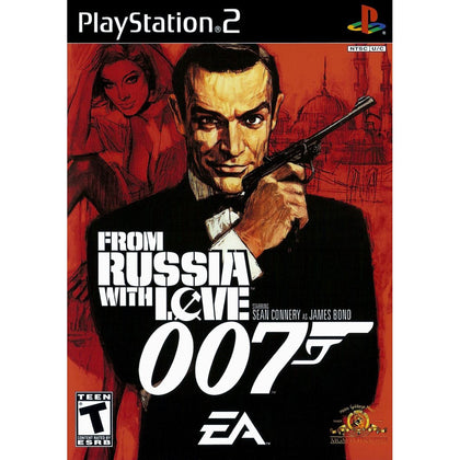007: From Russia with Love - PlayStation 2 (PS2) Game Complete - YourGamingShop.com - Buy, Sell, Trade Video Games Online. 120 Day Warranty. Satisfaction Guaranteed.