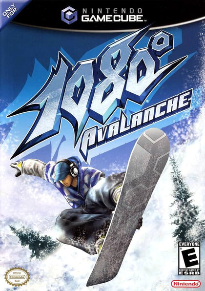 1080 Avalanche - Nintendo GameCube Game