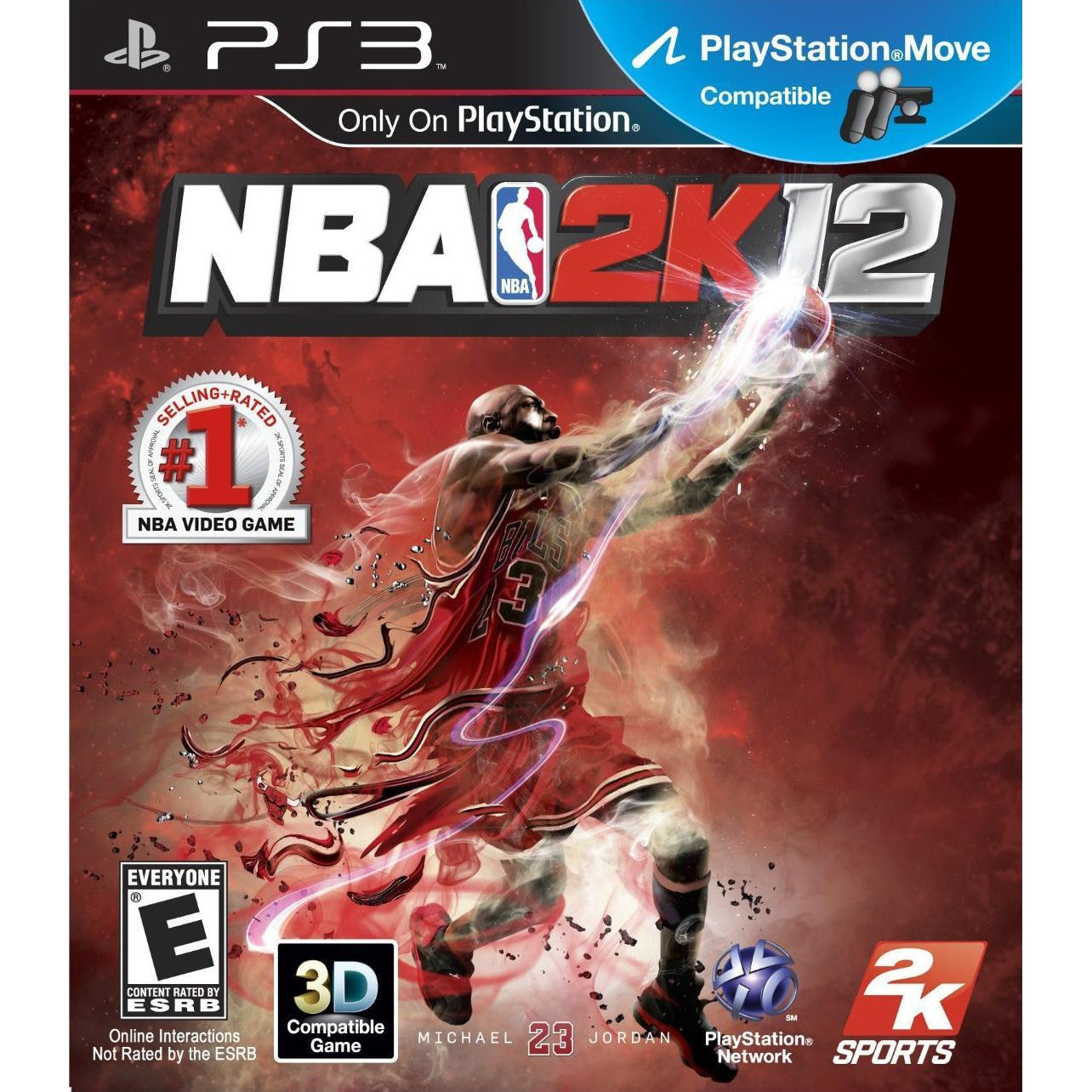 NBA 2K12 - PlayStation 3 (PS3) Game Complete - YourGamingShop.com - Buy, Sell, Trade Video Games Online. 120 Day Warranty. Satisfaction Guaranteed.