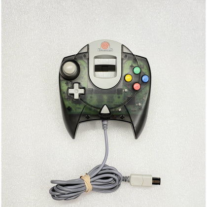 Sega Dreamcast Controller - Charcoal Anthracite - YourGamingShop.com - Buy, Sell, Trade Video Games Online. 120 Day Warranty. Satisfaction Guaranteed.