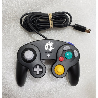 Nintendo GameCube Controller - Super Smash Bros. - YourGamingShop.com - Buy, Sell, Trade Video Games Online. 120 Day Warranty. Satisfaction Guaranteed.