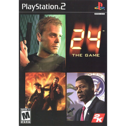 24: The Game - PlayStation 2 (PS2) Game Complete - YourGamingShop.com - Buy, Sell, Trade Video Games Online. 120 Day Warranty. Satisfaction Guaranteed.