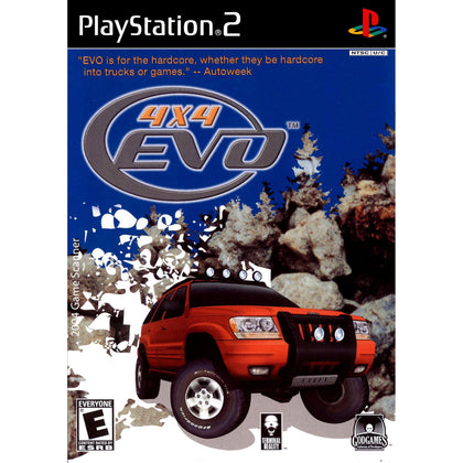 4x4 Evo - PlayStation 2 (PS2) Game