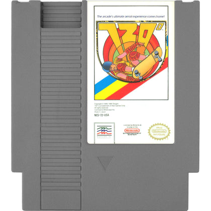 720 - Authentic NES Game Cartridge