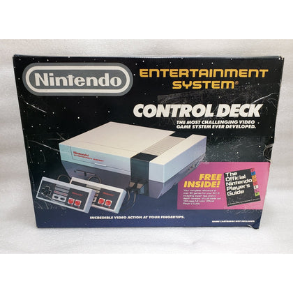 Your Gaming Shop - Nintendo Entertainment System (NES) Control Deck Complete In Box