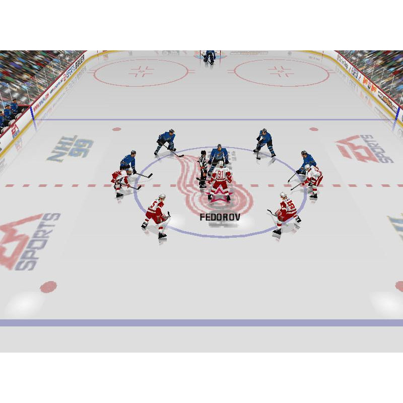 NHL 99 - Authentic Nintendo 64 (N64) Game - YourGamingShop.com - Buy, Sell, Trade Video Games Online. 120 Day Warranty. Satisfaction Guaranteed.