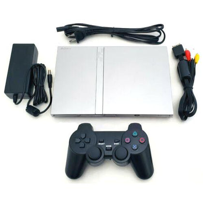 Sony PlayStation 2 (PS2) Slim System - Silver