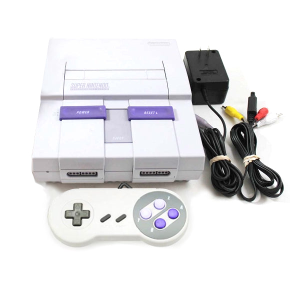 Your Gaming Shop - Super Nintendo Entertainment System (SNES)