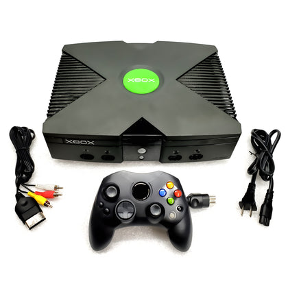 Microsoft Xbox Console System - YourGamingShop.com - Buy, Sell, Trade Video Games Online. 120 Day Warranty. Satisfaction Guaranteed.