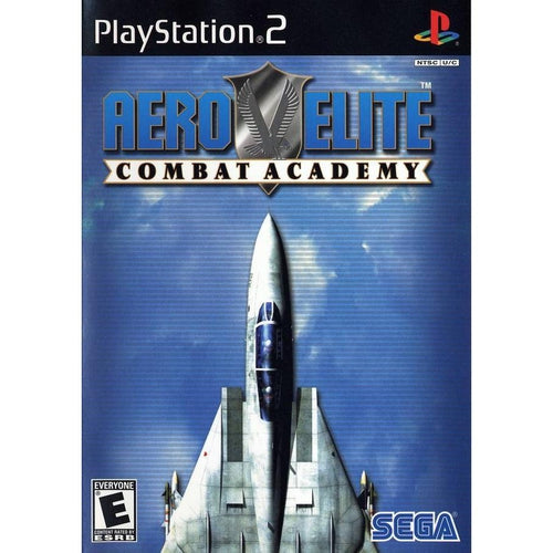 Aero Elite: Combat Academy - PlayStation 2 (PS2) Game Complete - YourGamingShop.com - Buy, Sell, Trade Video Games Online. 120 Day Warranty. Satisfaction Guaranteed.