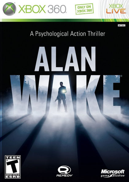 Alan Wake - Microsoft Xbox 360 Game