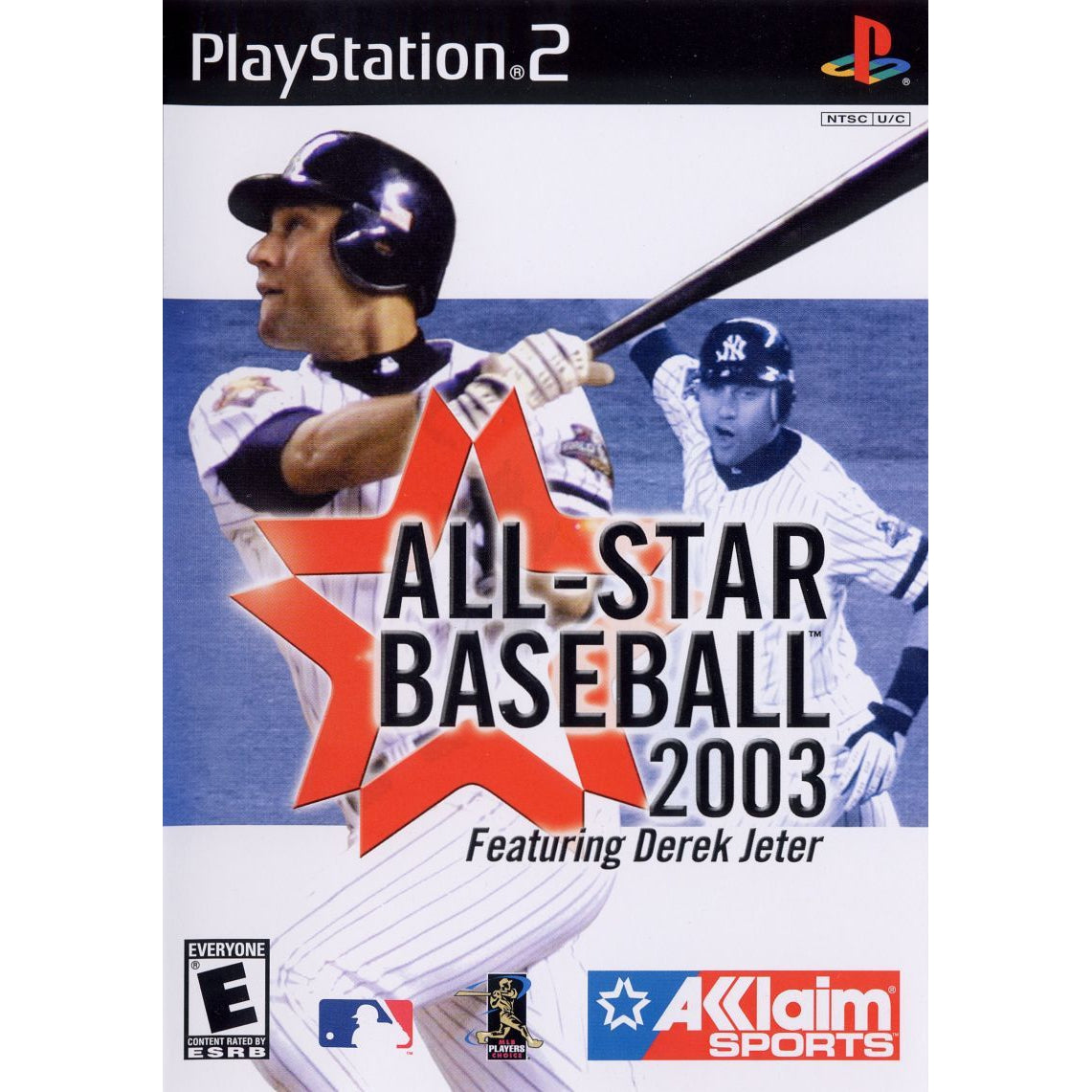 All-Star Baseball 2003 - PlayStation 2 (PS2) Game Complete - YourGamingShop.com - Buy, Sell, Trade Video Games Online. 120 Day Warranty. Satisfaction Guaranteed.