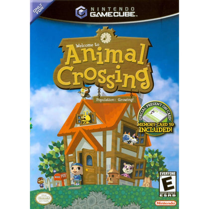 Your Gaming Shop - Animal Crossing - Nintendo GameCube Game