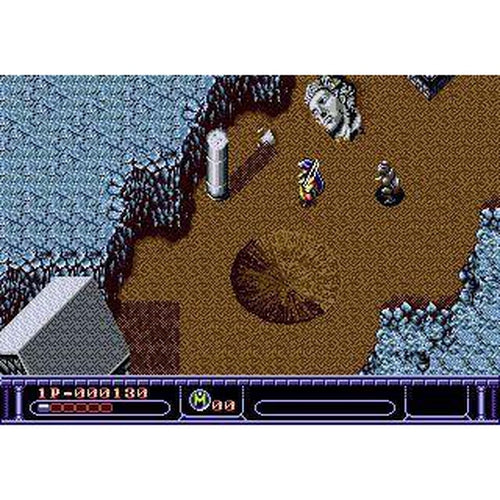 Arcus Odyssey - Sega Genesis Game Complete - YourGamingShop.com - Buy, Sell, Trade Video Games Online. 120 Day Warranty. Satisfaction Guaranteed.