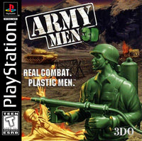 Army Men 3D - PlayStation 1 (PS1) Game