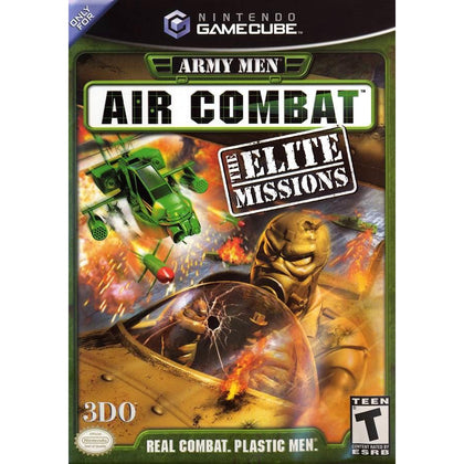 Army Men: Air Combat - The Elite Missions - Nintendo GameCube Game