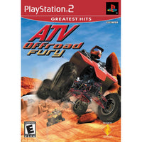 ATV Offroad Fury (Greatest Hits) - PlayStation 2 (PS2) Game