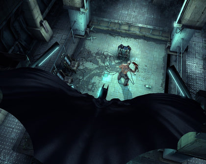 Batman: Arkham Asylum - Xbox 360 Game