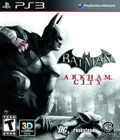 Batman: Arkham City - PlayStation 3 (PS3) Game