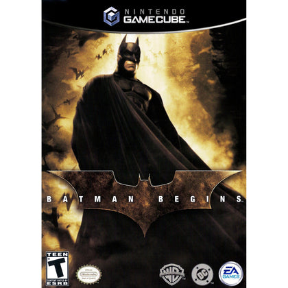 Batman Begins - Nintendo GameCube Game