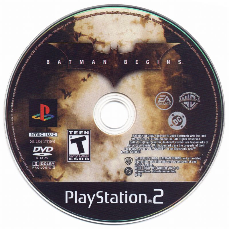 Batman Begins - PlayStation 2 (PS2) Game Complete - YourGamingShop.com - Buy, Sell, Trade Video Games Online. 120 Day Warranty. Satisfaction Guaranteed.