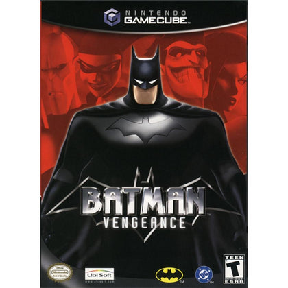 Batman: Vengeance - GameCube Game - YourGamingShop.com - Buy, Sell, Trade Video Games Online. 120 Day Warranty. Satisfaction Guaranteed.