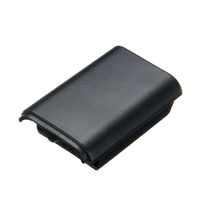 Battery Cover for Xbox 360 Wireless Controller - Black
