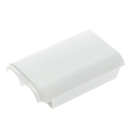 Battery Cover for Xbox 360 Wireless Controller - White
