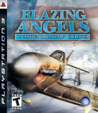 Blazing Angels: Squadrons of WWII - PlayStation 3 (PS3) Game