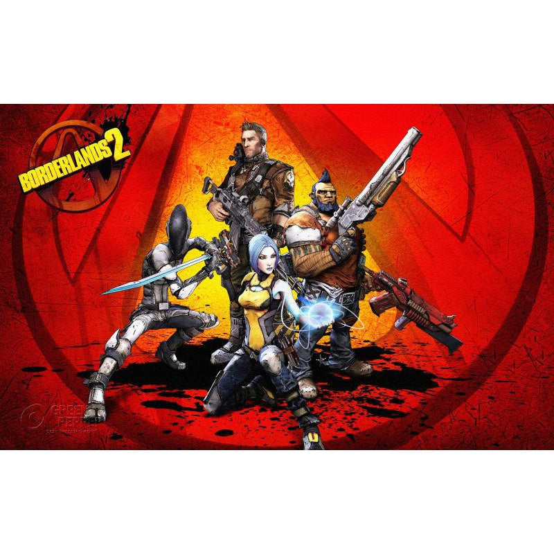 Borderlands 2 - PlayStation 3 (PS3) Game - YourGamingShop.com - Buy, Sell, Trade Video Games Online. 120 Day Warranty. Satisfaction Guaranteed.