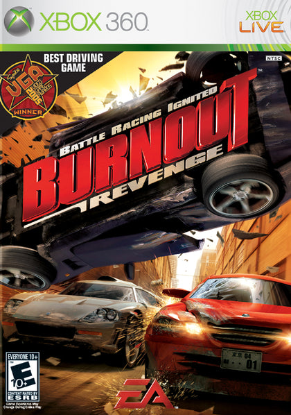 Burnout Revenge - Microsoft Xbox 360 Game