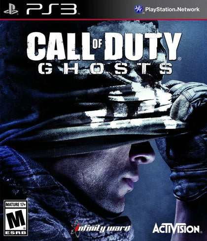 Call of Duty: Ghosts - PlayStation 3 (PS3) Game