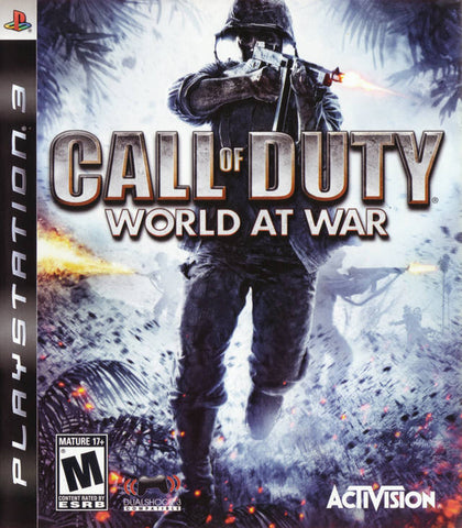 Call of Duty: World at War - PlayStation 3 (PS3) Game