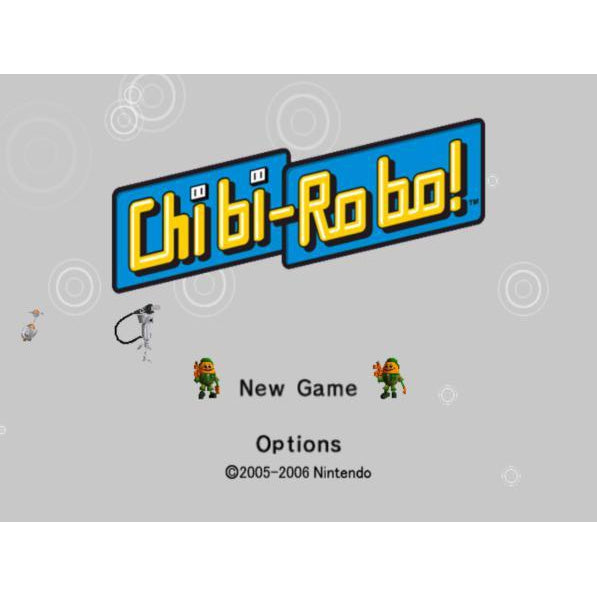 Chibi-Robo!: Plug into Adventure! - GameCube Game - YourGamingShop.com - Buy, Sell, Trade Video Games Online. 120 Day Warranty. Satisfaction Guaranteed.