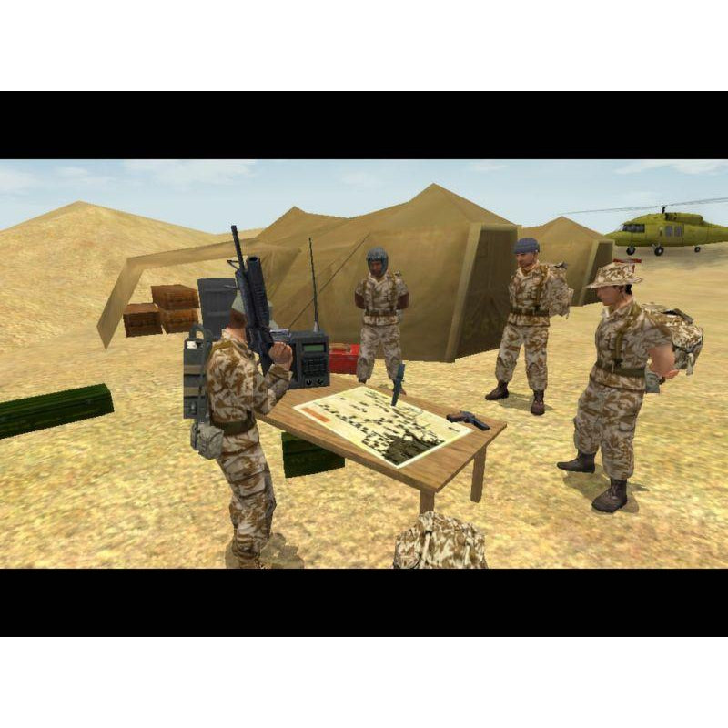 Conflict: Desert Storm - PlayStation 2 (PS2) Game Complete - YourGamingShop.com - Buy, Sell, Trade Video Games Online. 120 Day Warranty. Satisfaction Guaranteed.