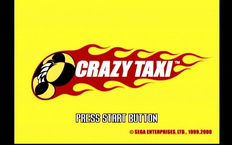 Crazy Taxi (Sega All Stars) - Sega Dreamcast Game Complete - YourGamingShop.com - Buy, Sell, Trade Video Games Online. 120 Day Warranty. Satisfaction Guaranteed.