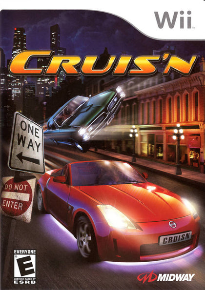 Cruis'n - Nintendo Wii Game