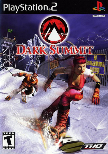 Dark Summit - PlayStation 2 (PS2) Game