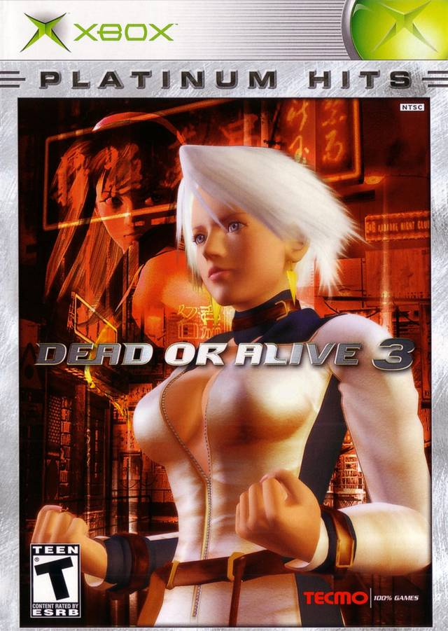 Dead or Alive 3 (Platinum Hits) - Microsoft Xbox Game